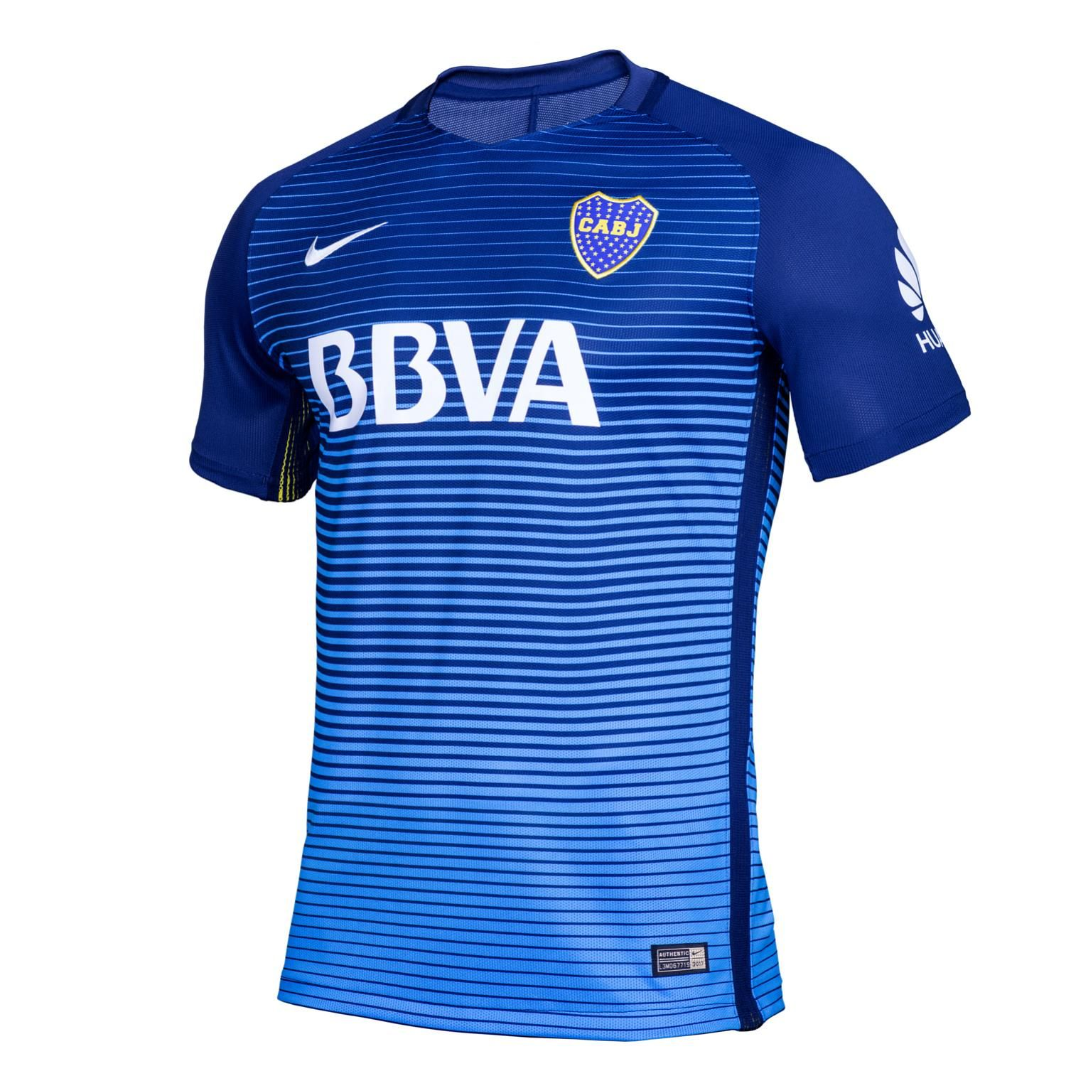 best service 5bb2e ce956 Boca Juniors 16/17 Nike Third Shirt | 16/17 Kits | Football ...