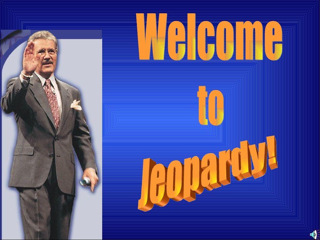 4th Jeopardy By Tiger Creek Elementary Via Slideshare