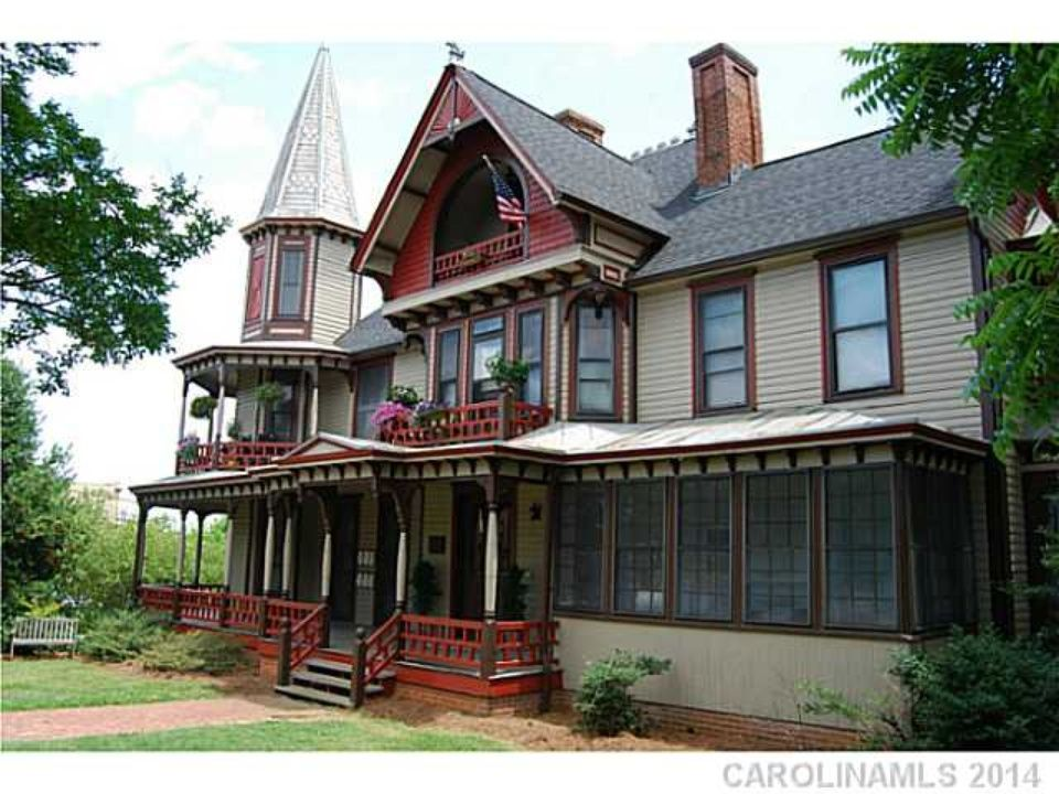 Statesville Home For Sale Victorian Homes Fancy Houses Victorian Style Homes