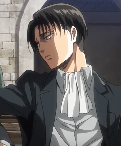 I'm so into his neck  Anyone else into the Levi's Neck fan club