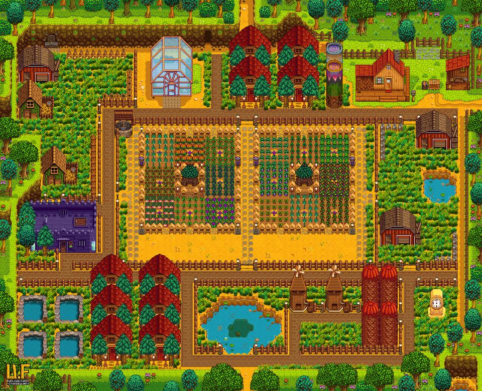 U Denisglez My Current Farm Plan Any Suggestions Farmsofstardewvalley Stardew Valley Layout Stardew Valley Stardew Valley Tips