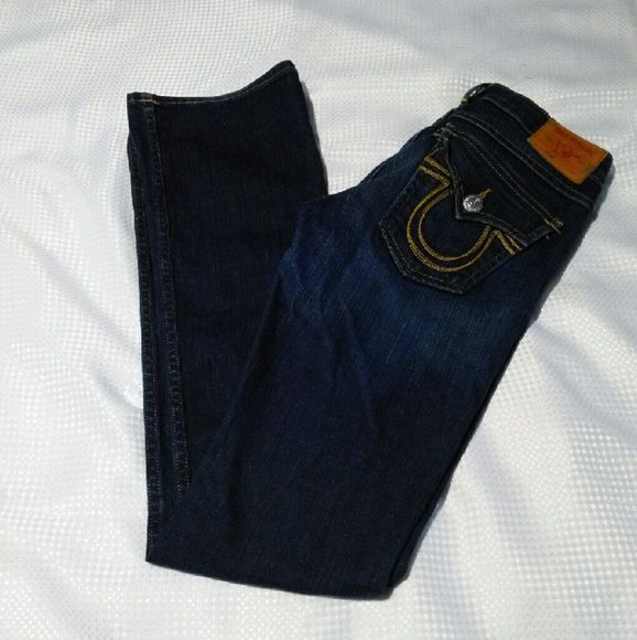 True Religion Jeans Almost new True Religion Jeans Boot Cut