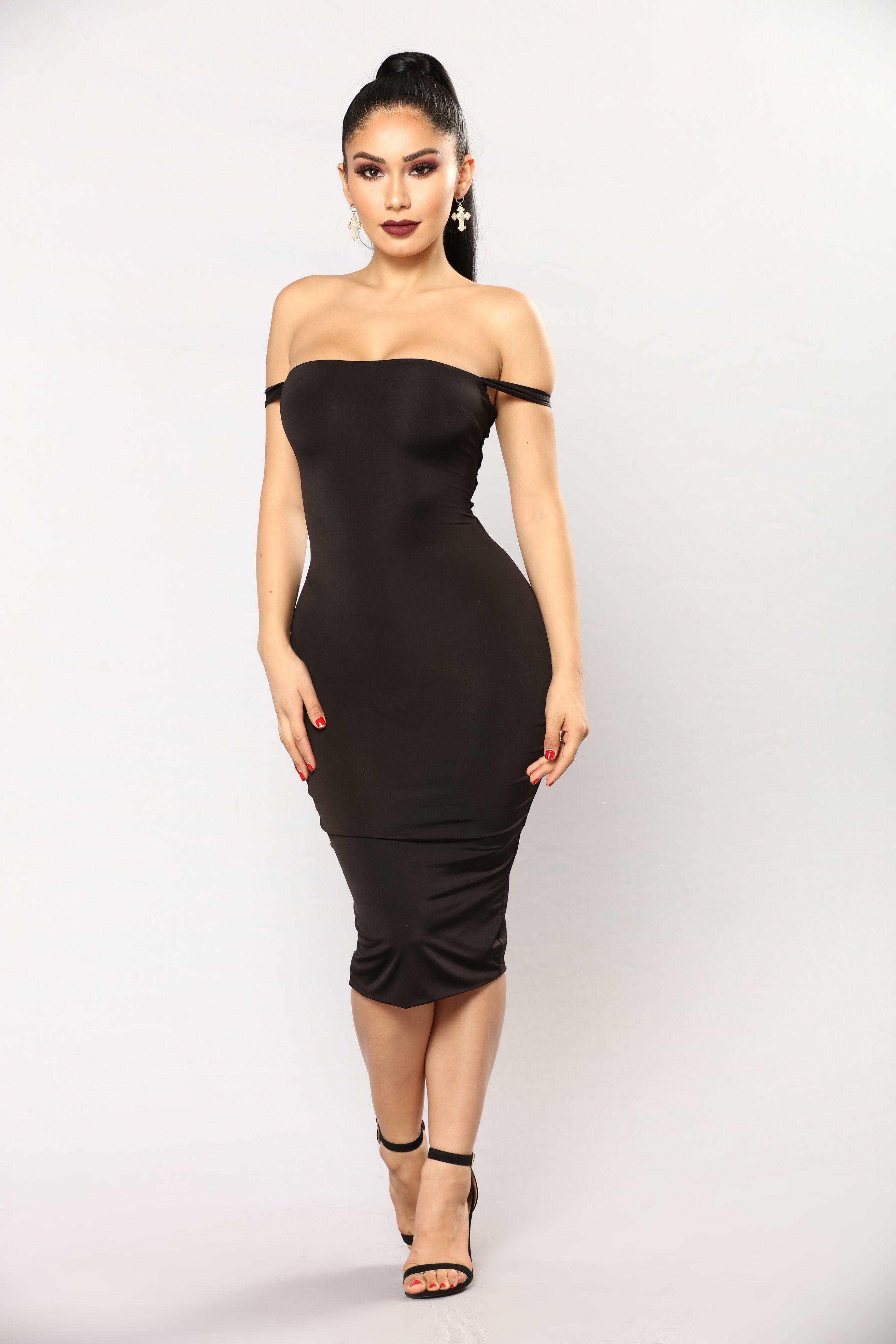 32221d32663 Framed Lace Up Dress - Black