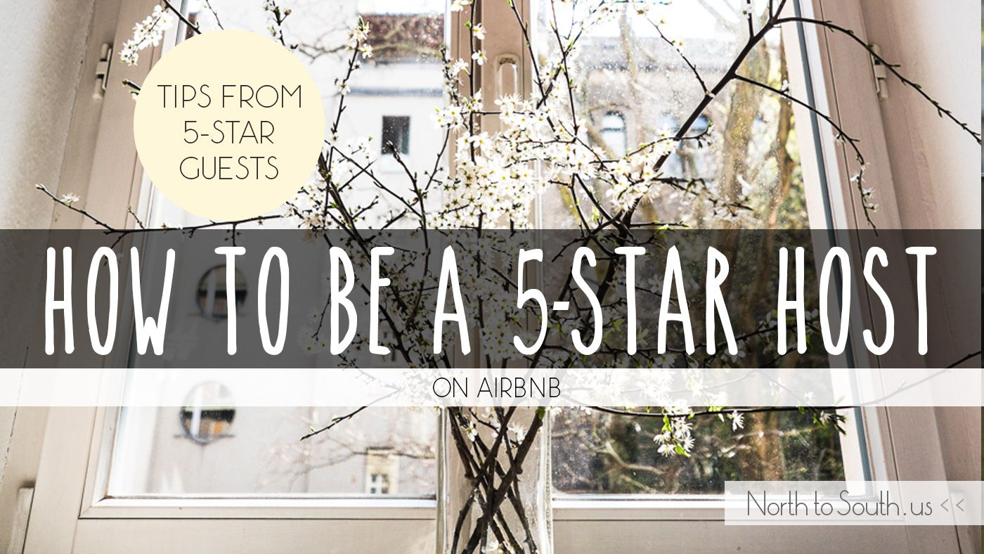 Want to give your Airbnb listing a boost? Attract more travelers with a 5-star hosting average! Whether you're brand new to Airbnb or you've got some hosting experience under your belt, these tips ...