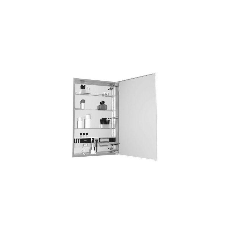 Robern Mc2430d4re2 Single Doors Medicine Cabinet White