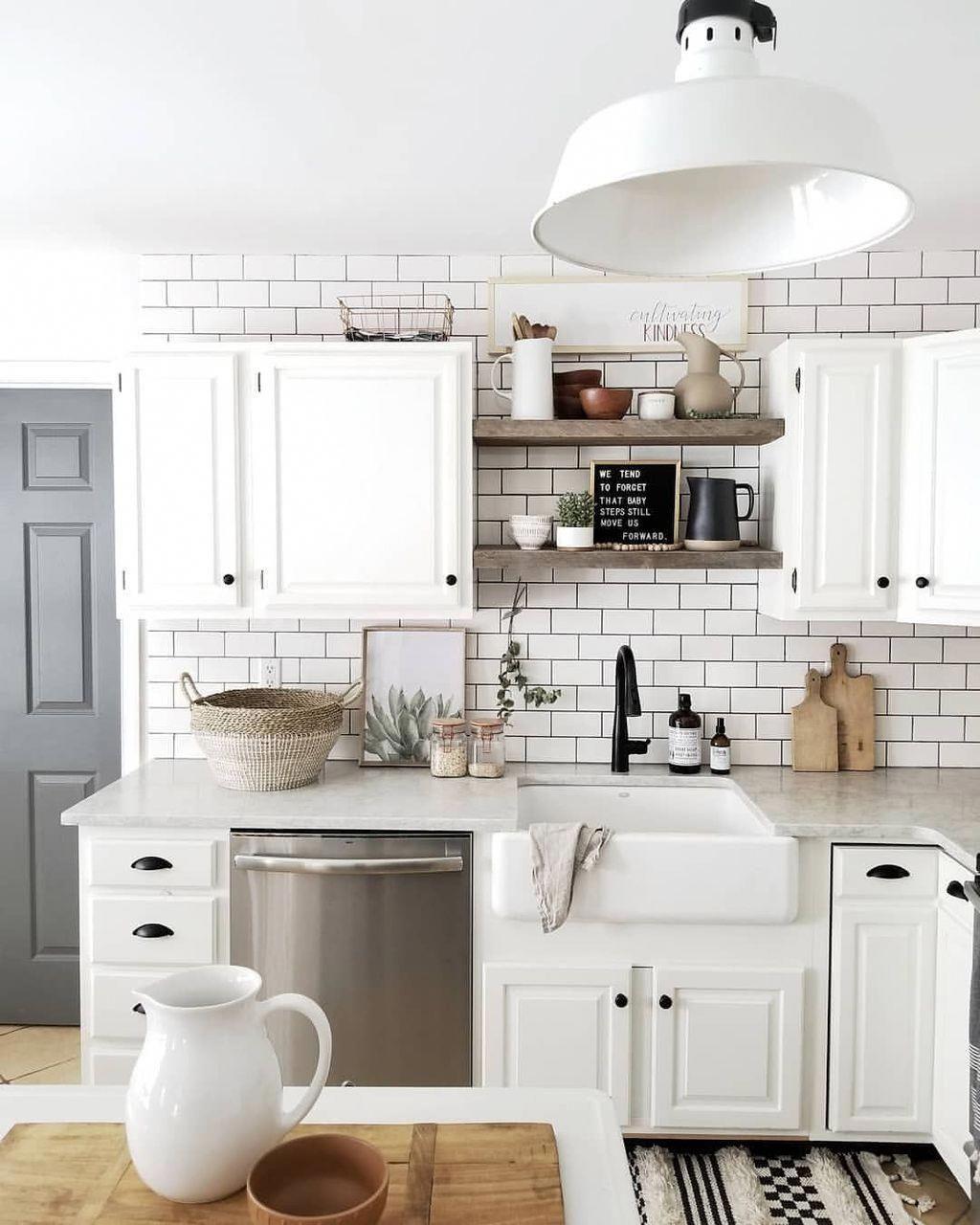 Good ideas for the kitchen u bath modern kitchen pinterest