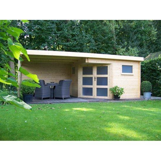 Prefab Pool House Guest Suite: GAMME CABANE CABANON PAVILLON JARDIN CHALET BUNGALOW