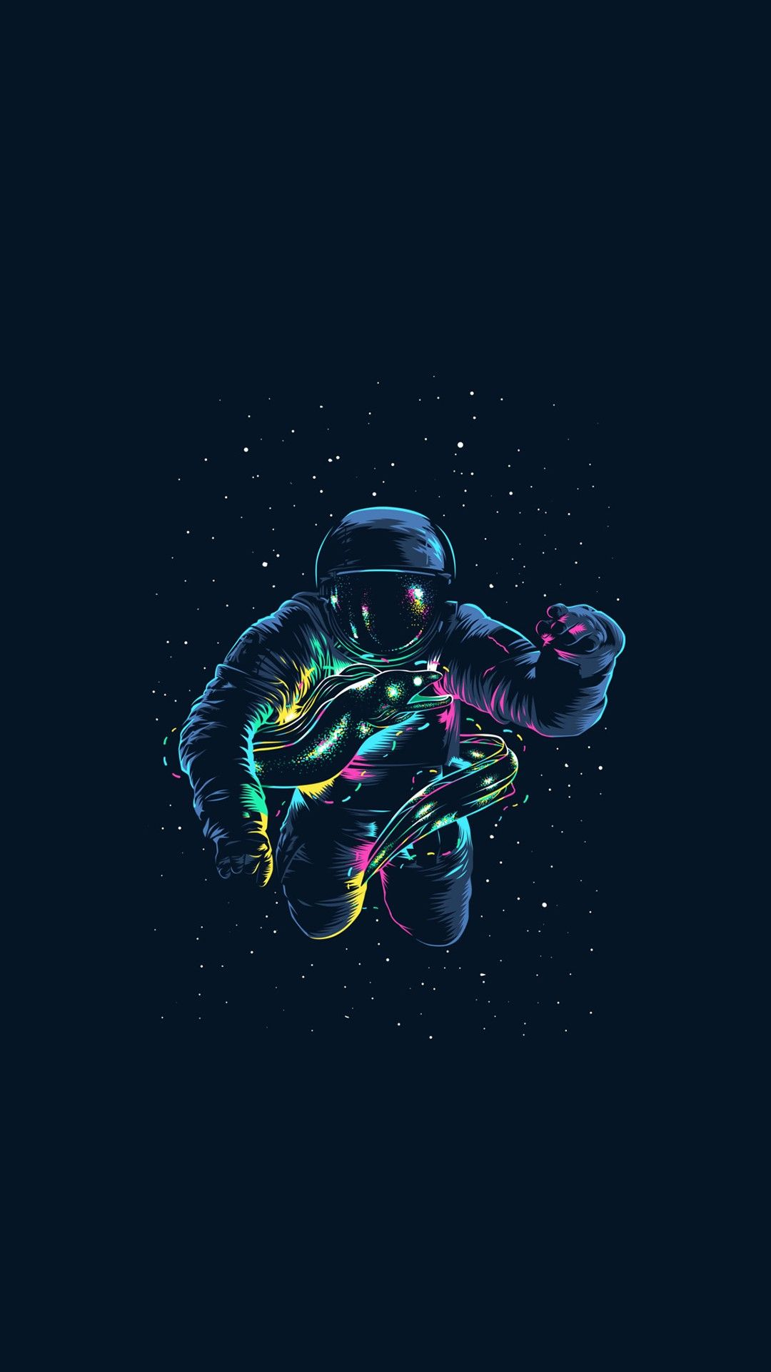 In Youth It Was A Way I Had To Do My Best To Please And Change With Every Passing Lad To Suit His The Trippy Wallpaper Astronaut Wallpaper Wallpaper Space