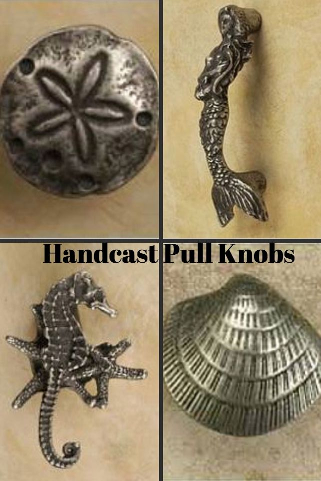 Our coastal pull drawer knobs are the perfect nautical accent for ...