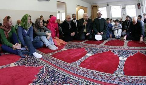 Islamic Prayer Service | Erstmals diskutierten Mainzer Studierende der katholischen und ...