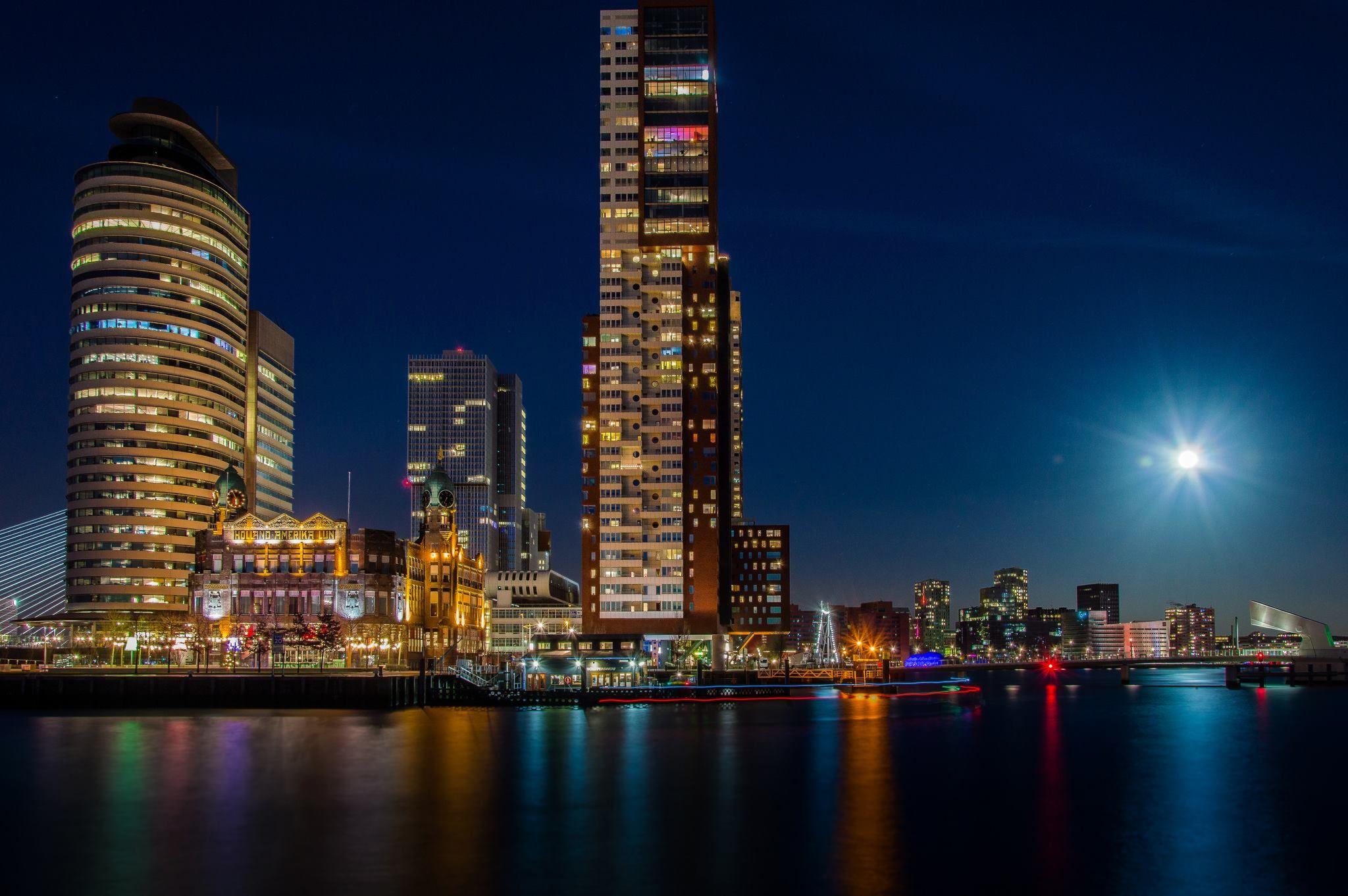 Hotel New York op Kop van Zuid Rotterdam rotterdam
