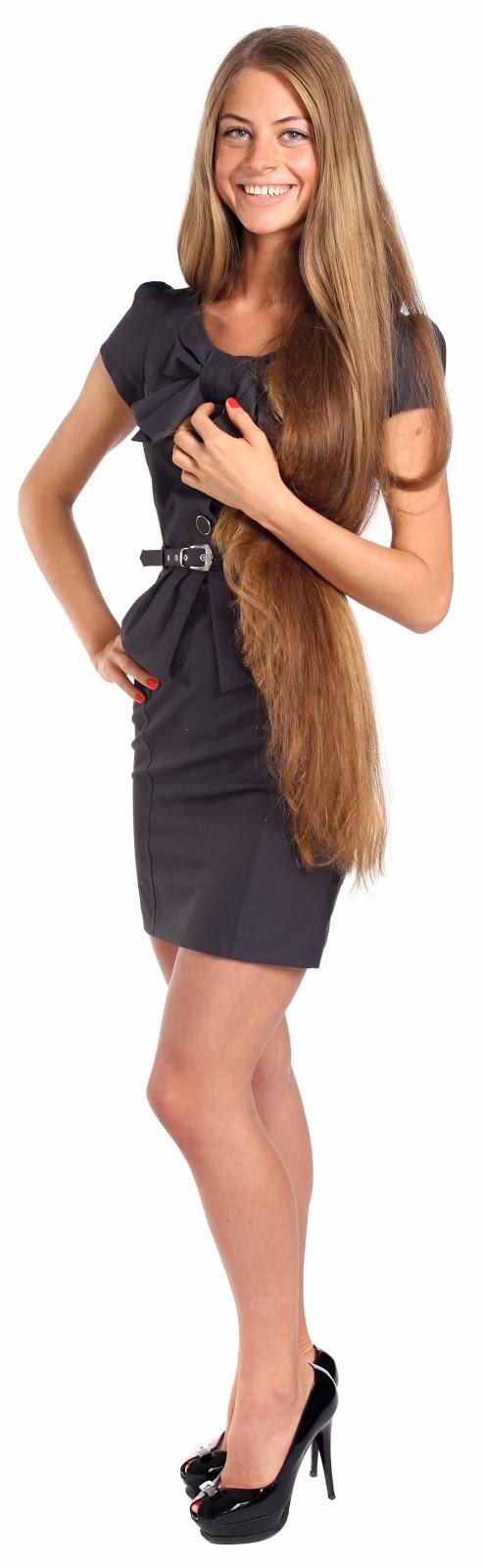 Long Haired Women Hall of Fame: Evgenia Valueva #2 | Long ...