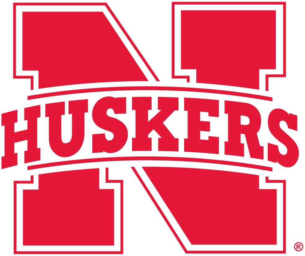 Nebraska Cornhuskers Secondary Logo Nebraska Cornhuskers Football Nebraska Cornhuskers Nebraska Football