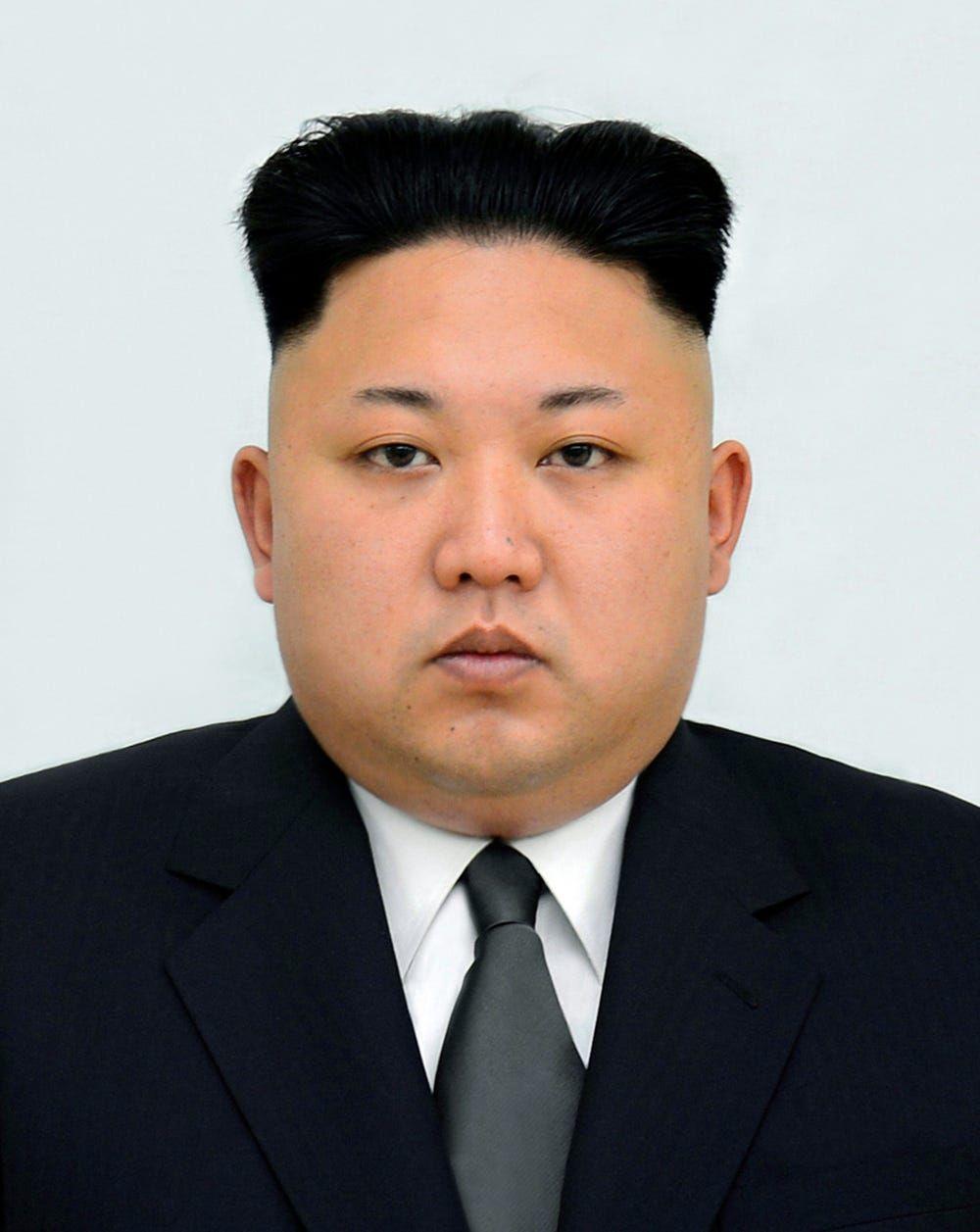 North Korean Officials Go After London Salon For Making Fun Of Kim Jong Un S Haircut Sejarah Gambar Kim