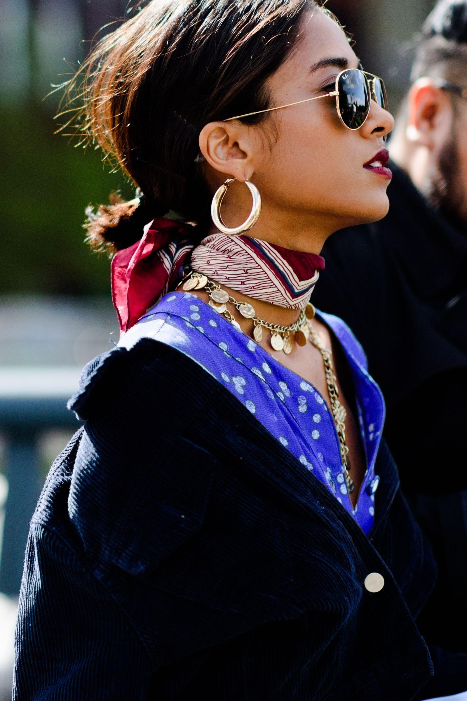 The best street style from london fashion week london fashion