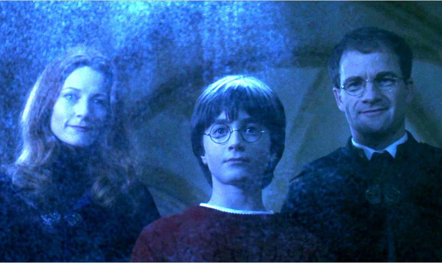 Harry Potter And Parents 2 Harry Potter Parents Harry Potter Harry Potters Dad