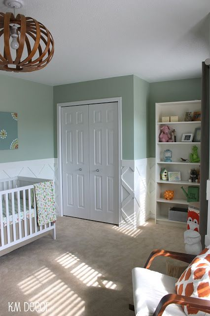 benjamin moore prescott green hc 140 paint in 2019 green boys room nursery paint colors. Black Bedroom Furniture Sets. Home Design Ideas