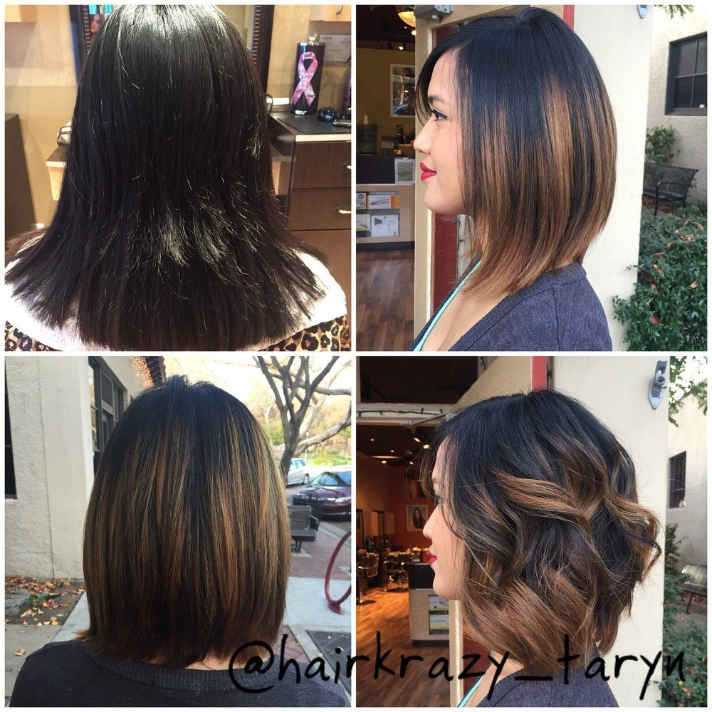 Hair Salon Hairstyles: Claremont, CA, United States. Before And