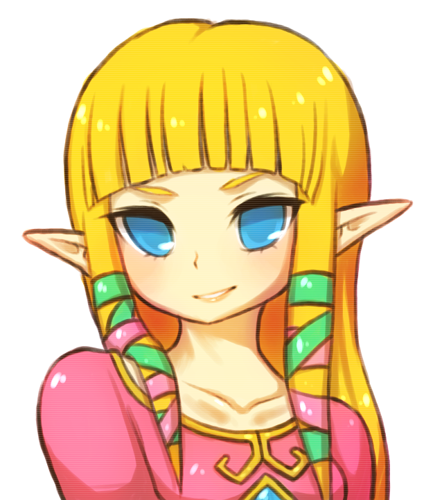 Skyward Sword -- Zelda By Onisuu.deviantart.com On