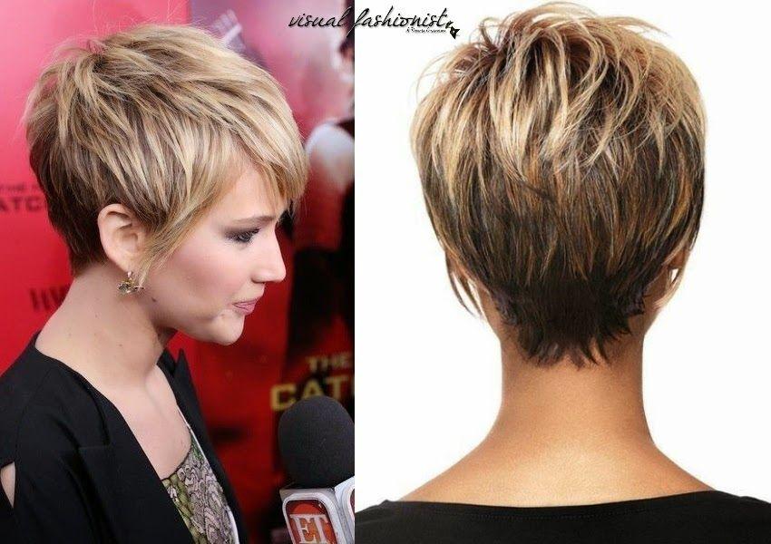 Colore capelli e tagli corti