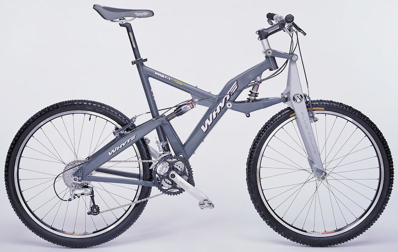 That Was A Bike Whyte Prst 1 Vintage Mountain Bike Bike Design