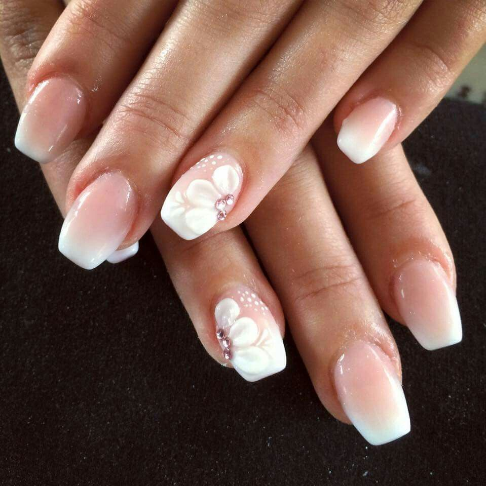 Nails by Sharry, babyboom! | nageltjes | Pinterest | Nail wedding ...