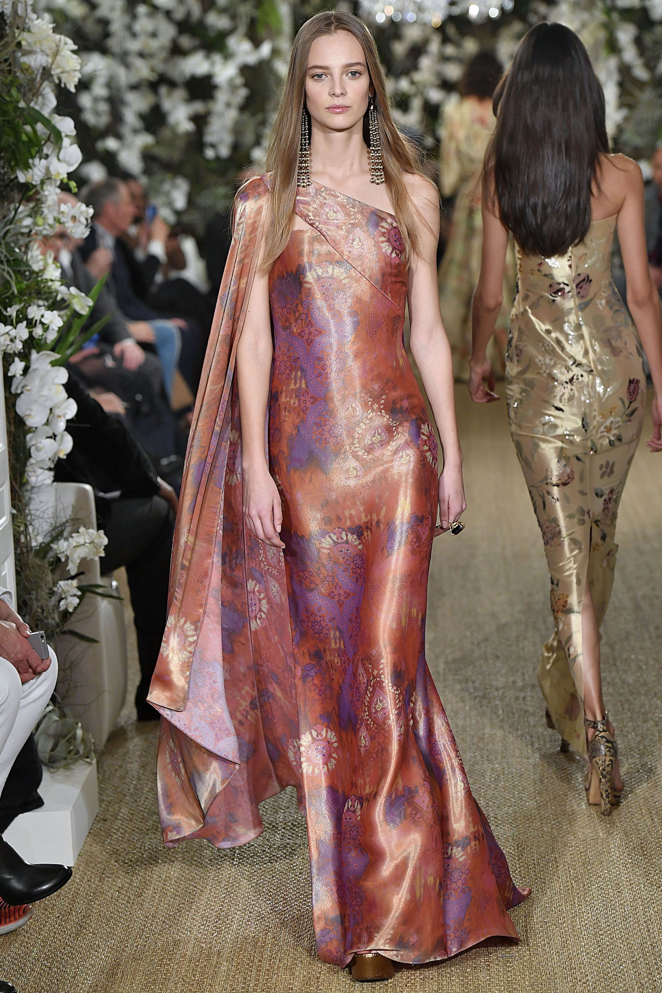 See every look from Ralph Lauren's Spring 2017 show