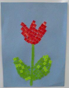 Mozaic Flower