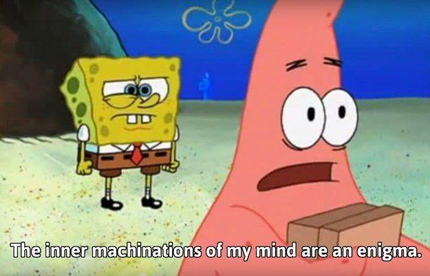 Spongebob Dump Funny Post Spongebob Quotes Funny Spongebob Quotes Spongebob Funny