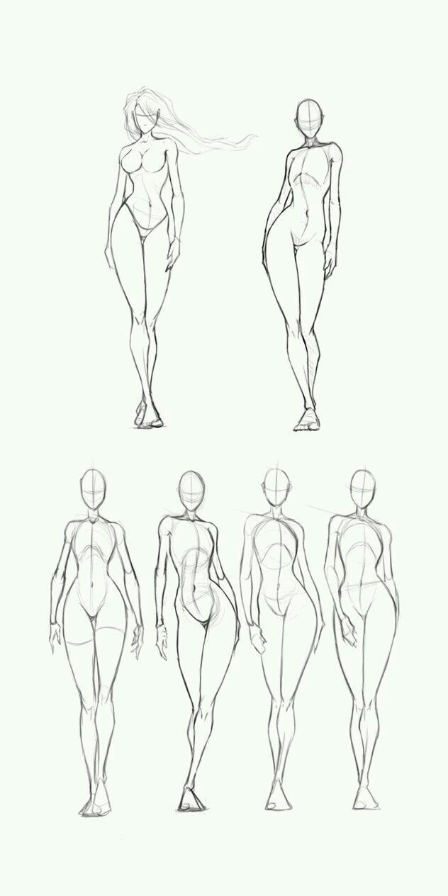 Pin By Octavia Jean On Female Anatomy Pinterest Drawings