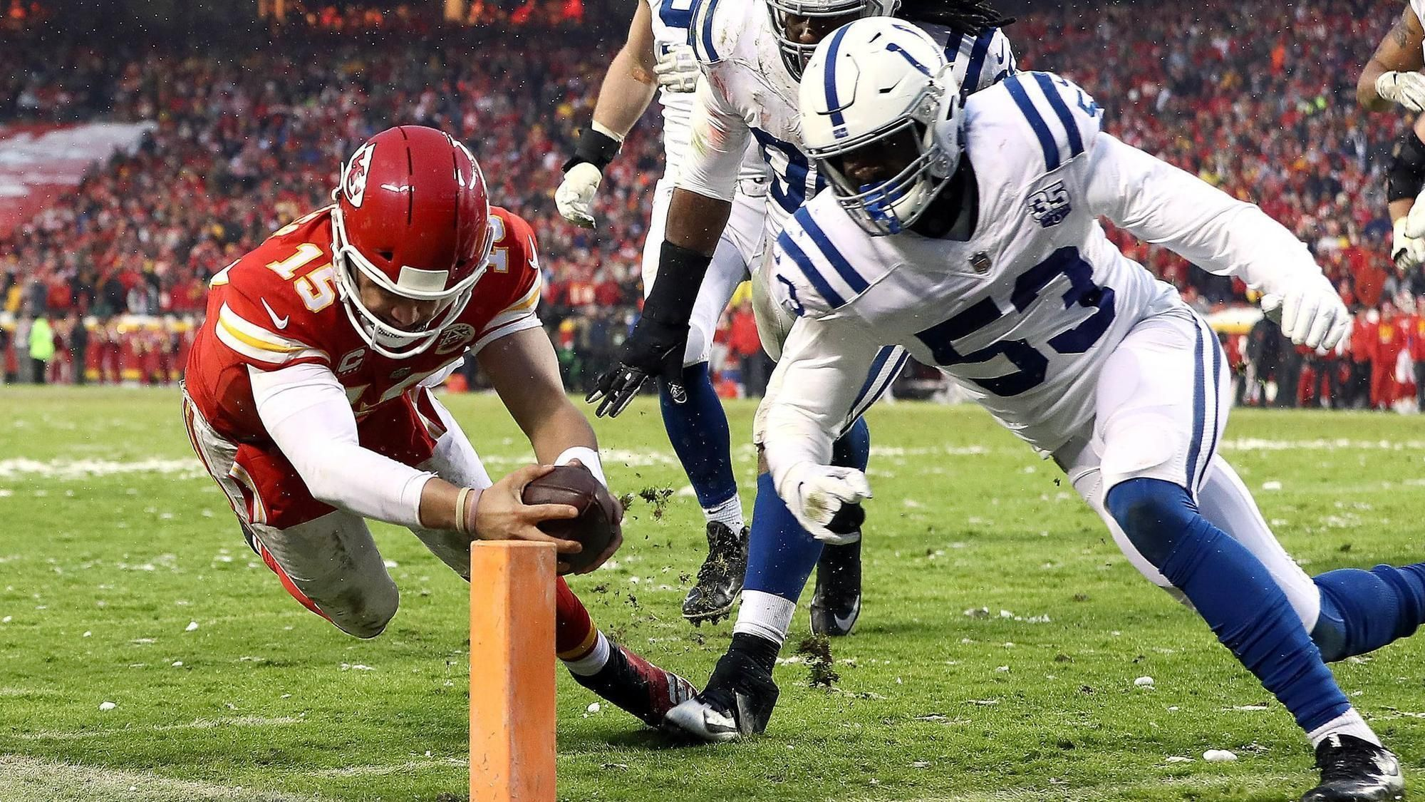 AFC Championship Game Preview Nfl week, Nfl