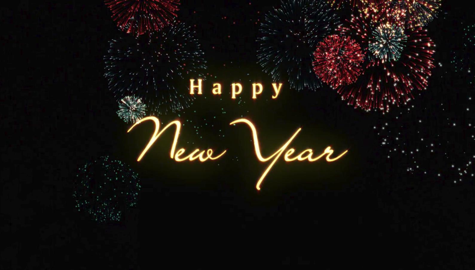 Happy New Year 2020 Happy New Year Images Happy New Year Fireworks Happy New Year 2020