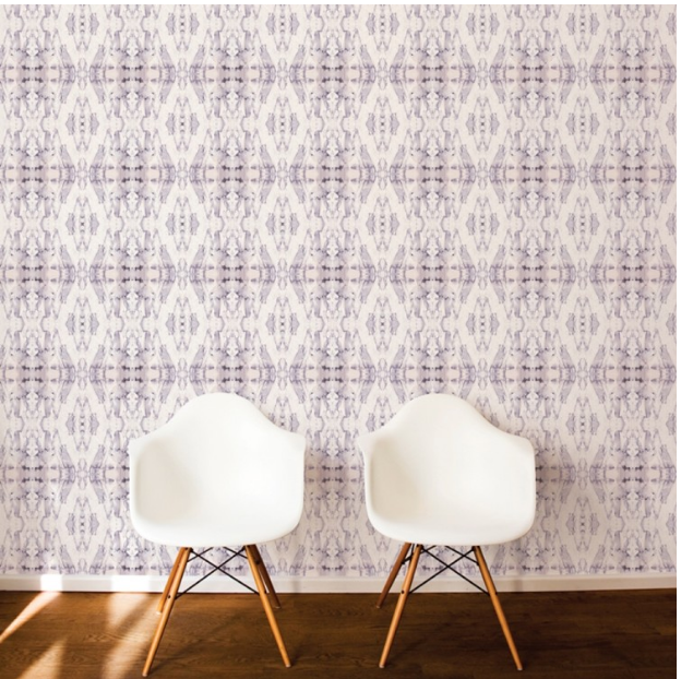 Looking Glass Removable Wallpaper Best Removable Wallpaper Geometric Removable Wallpaper