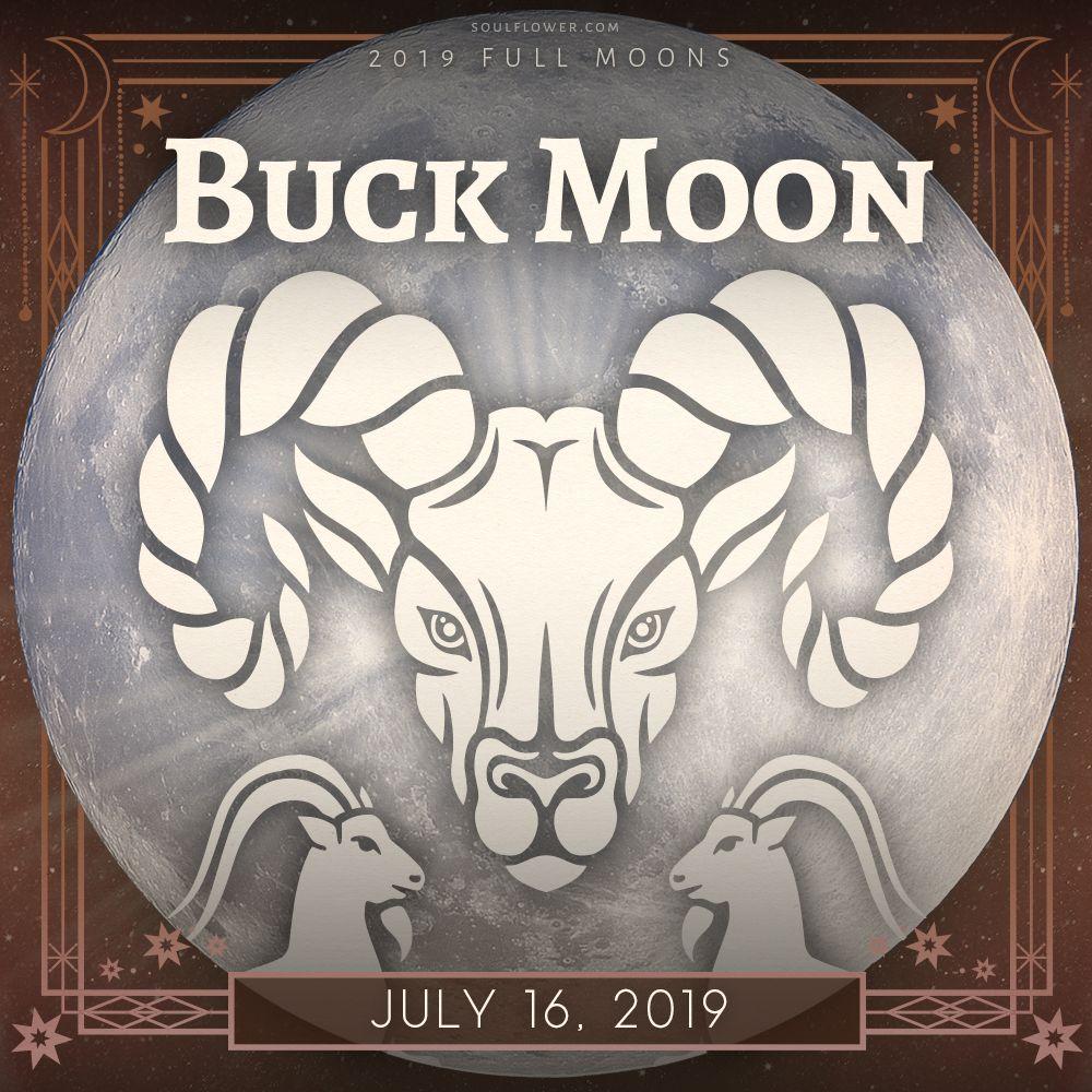 2019 Full Moon Calendar - Celebrate the Full Moon
