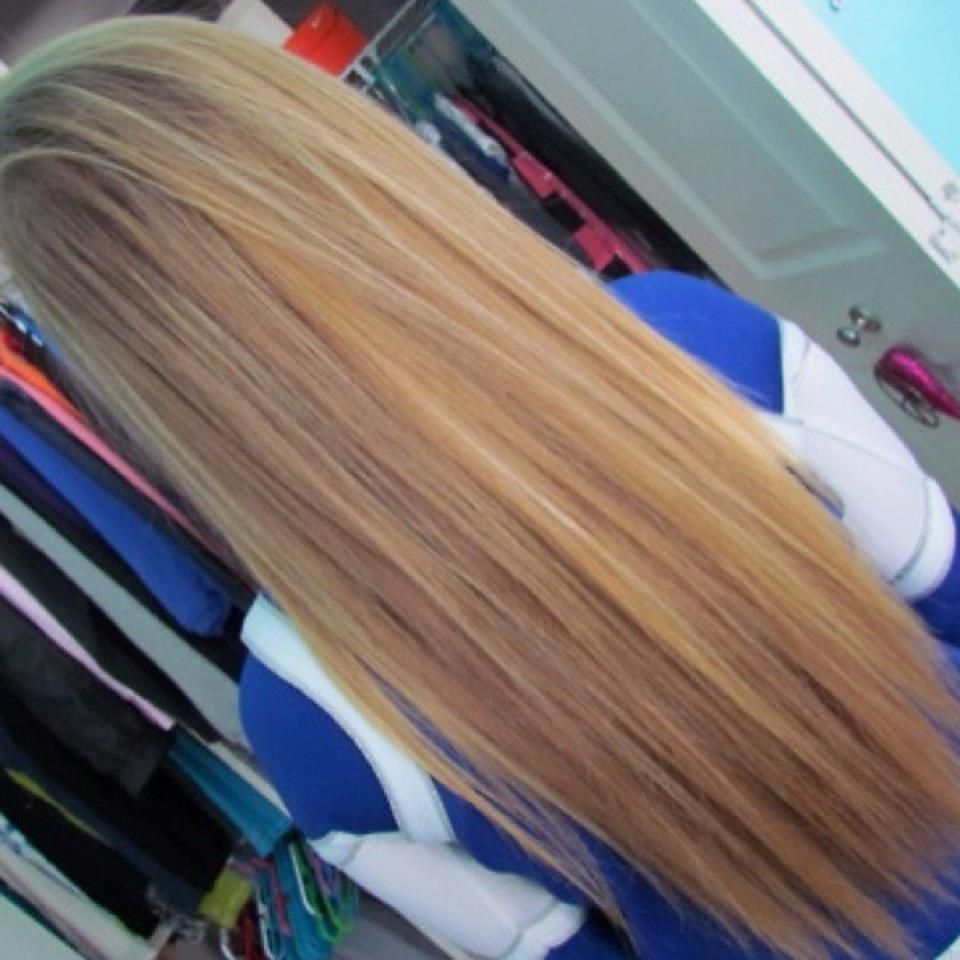 Perfect straightness  Hair  Pinterest  Hair dos Healthy hair and