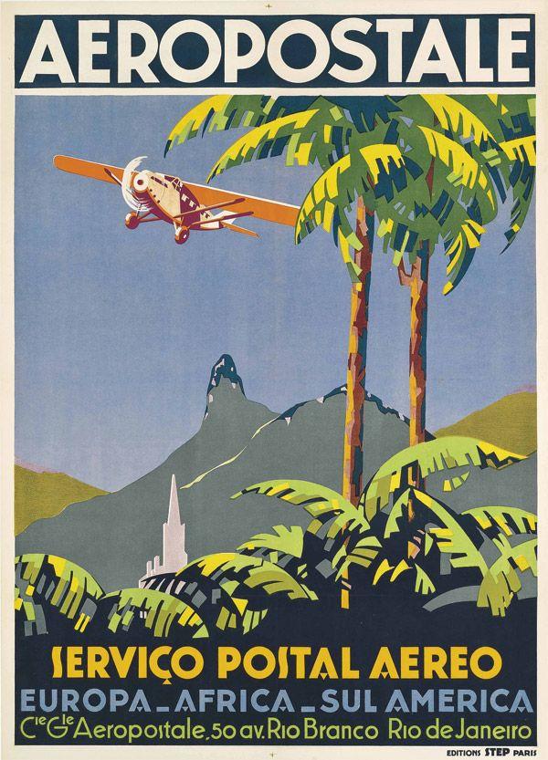 Vintage Travel Poster Visit Rio De Janeiro Vintage Travel Posters Travel Posters Vintage Travel