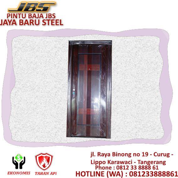 0812-33-8888-61 (JBS), Jakarta Steel Door Manufacturer, Company …