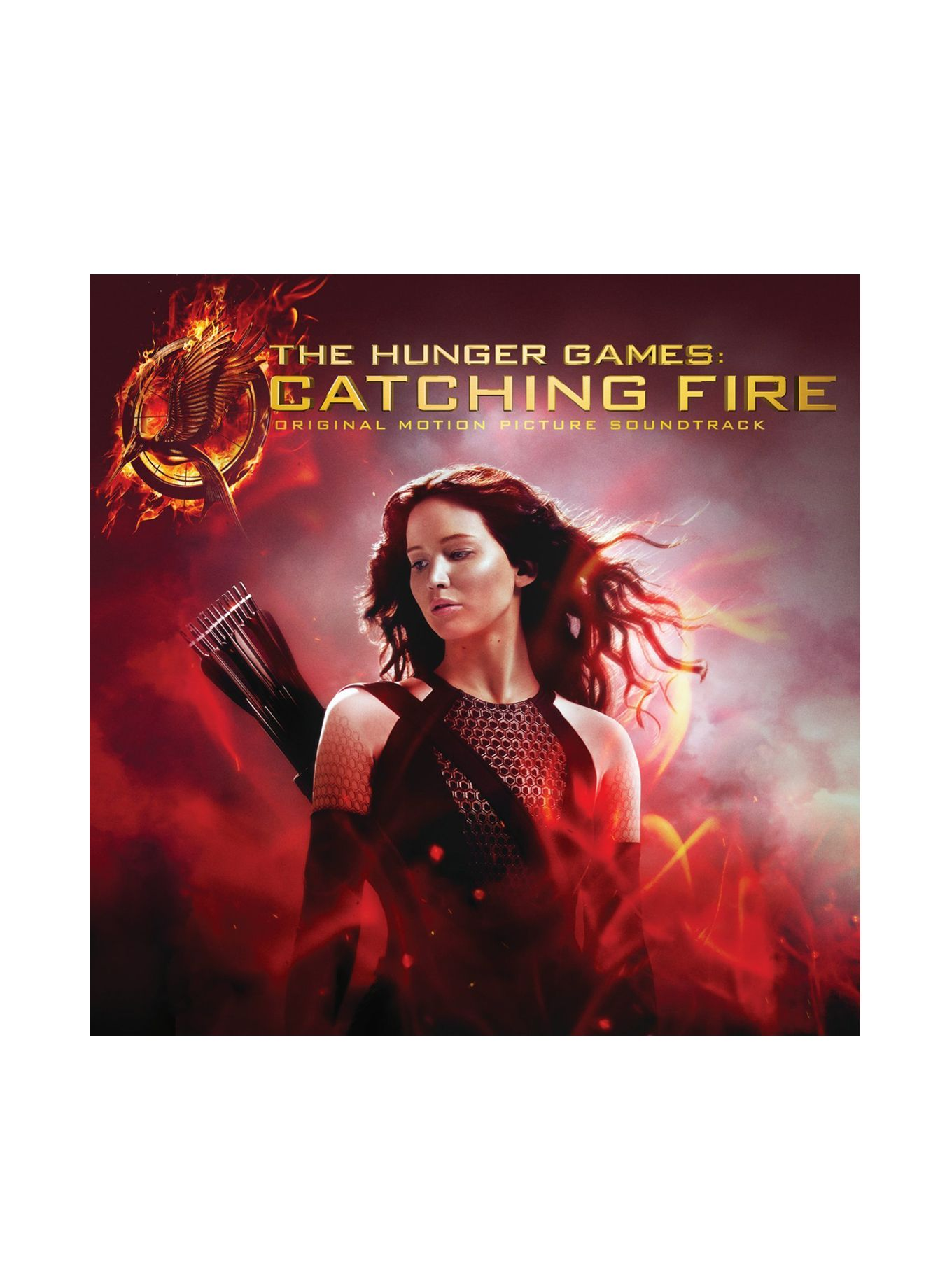 The Hunger Games Catching Fire Soundtrack Vinyl Lp