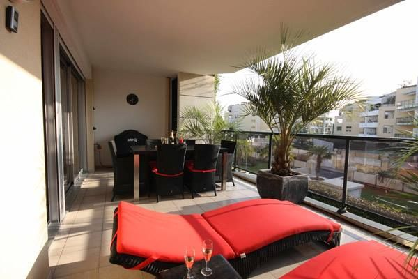 If your balcony is nice, you will feel comfortable sitting in this place. And if you have a large balcony, you can use your fantasy as much as possible because the space lets you do it. Still, don't go too far with it as you'd have a messy-looking balcony.