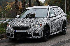 Новый маленький седан BMW 1 серии
