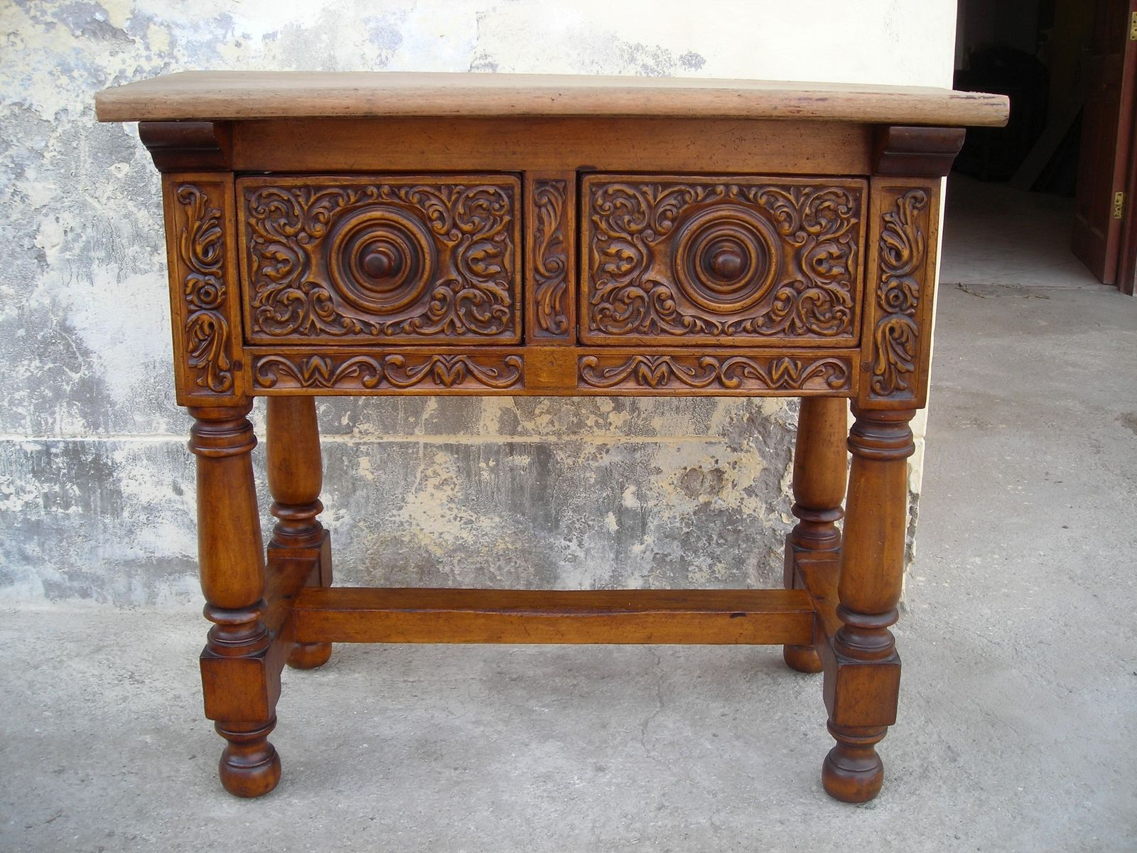 "Carved ""Renaissance"" Table (With images) Interior design"