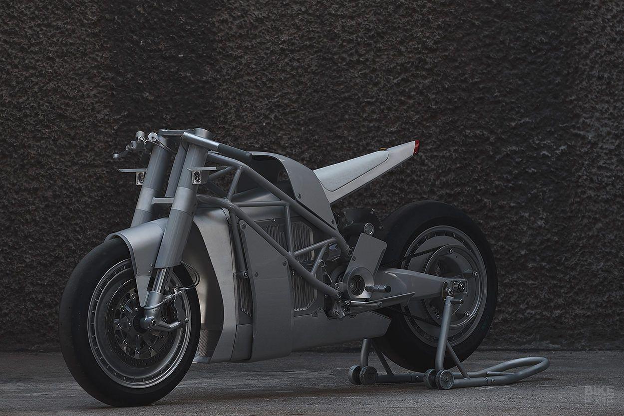 Zero Xp Untitled Explores An Electric Future Bike Bike Shed