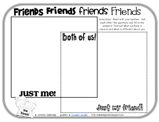 Friends venn diagram all friends have differences and similarities friends venn diagram all friends have differences and similarities ccuart Image collections