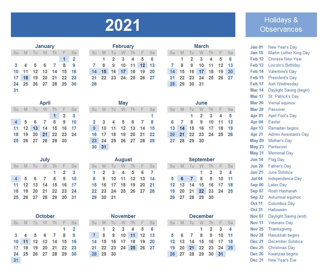 Pin on 2021 Calendar