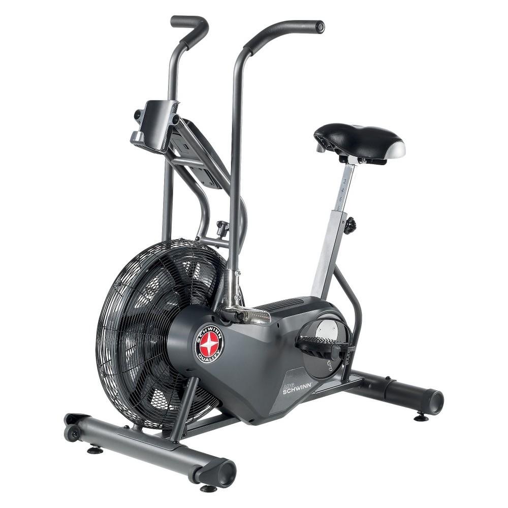 Schwinn Ad6 Airdyne Upright Exercise Bike Biking Workout Exercise Bikes
