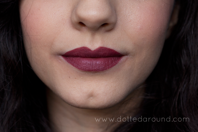mac lipstick winter colors