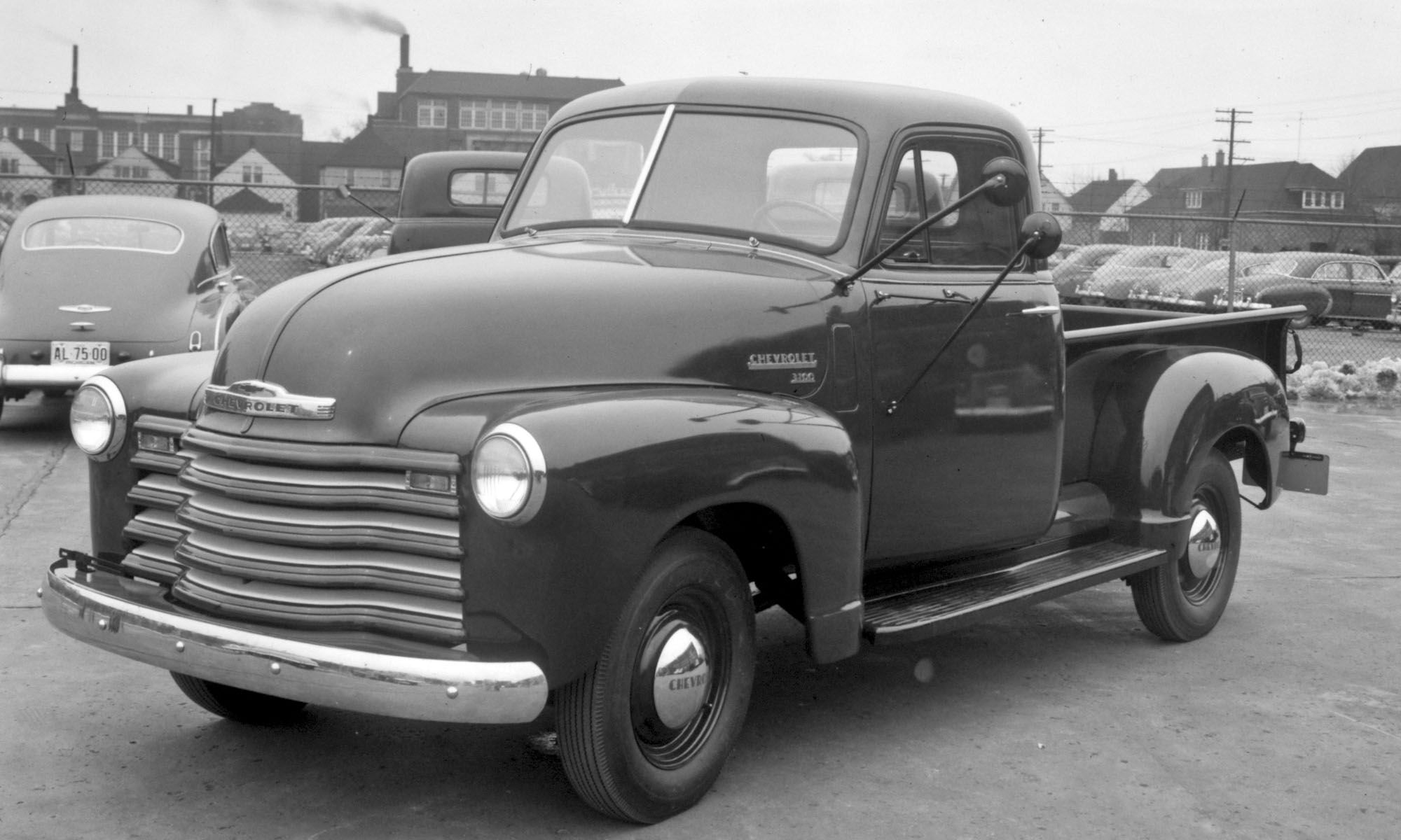 Red-hot pickups: Truckin\' with style | Motorized | Pinterest | Car ...