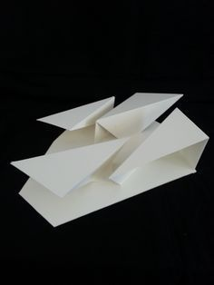 Image Result For Abstract Paper Concept Model