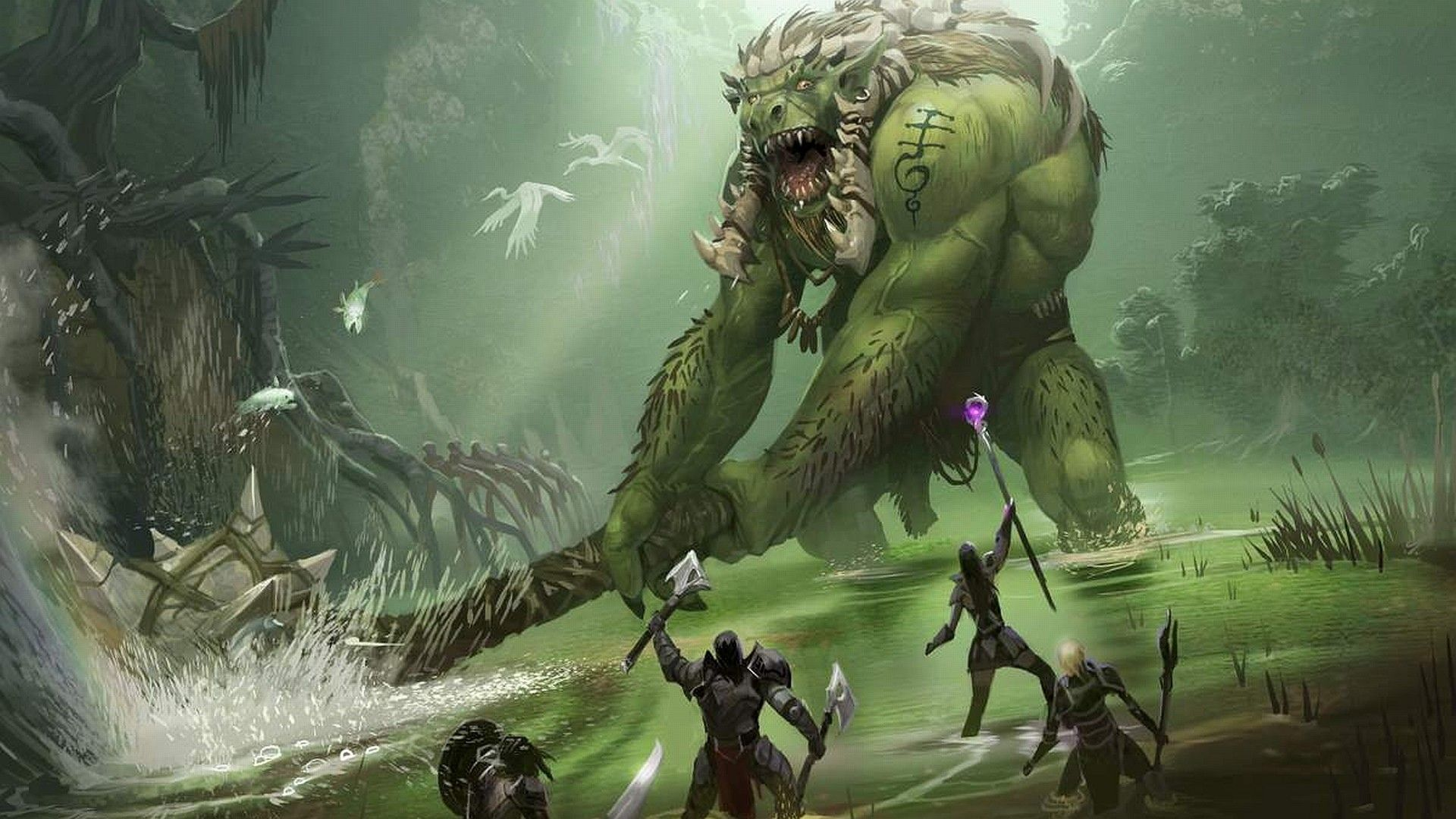 fantasy creatures Creatures, spirits, demons,  names of species in fantasy fiction list of creatures based on mythology, legends, fairy tales, or classical literature.
