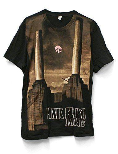 Pink Floyd Animals Subway Men's T-Shirt, 3X